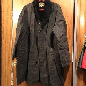 Vintage Woolrich Men's Dress Coat